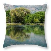 Dead Horse Ranch State Park Throw Pillow