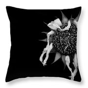 Ballet Flower Throw Pillow