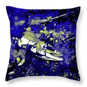 Dead Salmon 5 Throw Pillow