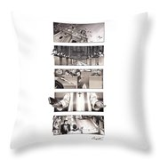 Dearly Beloved Throw Pillow