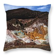 Death Valley 14 Throw Pillow