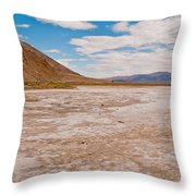 Death Valley 20 Throw Pillow