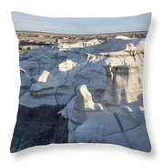 Death Valley 5 Throw Pillow