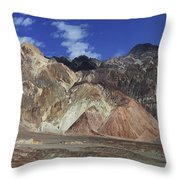 Death Valley 8 Throw Pillow