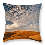 Death Valley 9 Throw Pillow