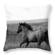 Debonair Throw Pillow