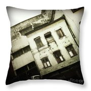 Decay Kuala Lumpor  Throw Pillow
