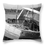 Decommissioned Throw Pillow