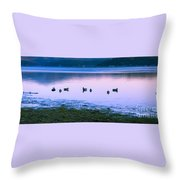 Decoy Deception Throw Pillow