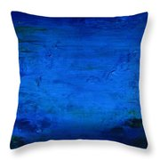 Deep In The Night Throw Pillow