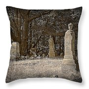 Deep Sleep Throw Pillow