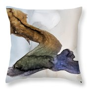 Deference Throw Pillow