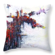 Defining Moments Throw Pillow