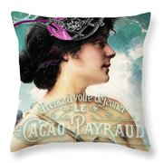 Dejeuner De Luxe  Throw Pillow