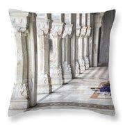 Delhi - India Throw Pillow