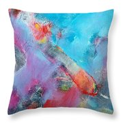 Deliberate.. Throw Pillow