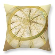 Delicate Decoration Throw Pillow