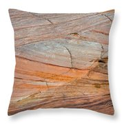 Delicate Layering Throw Pillow