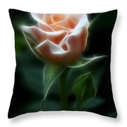 Delight In Beauty Throw Pillow