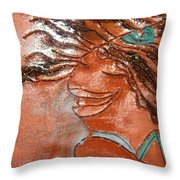 Della - Tile Throw Pillow