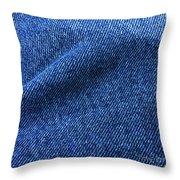 Demim Throw Pillow