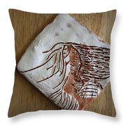 Deneice - Tile Throw Pillow