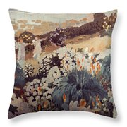 Denis: Paradise, 1912 Throw Pillow
