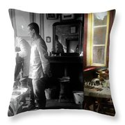 Dentist - The Horrors Of War 1917 - Side By Side Throw Pillow
