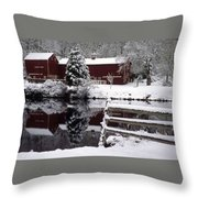 Denville Homestead Throw Pillow