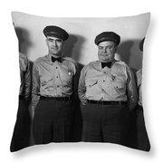 Department Of Motor Vehicles Throw Pillow