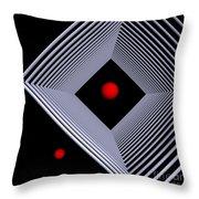 Depth  -4- Throw Pillow
