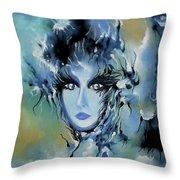 Depth In Venus  Throw Pillow
