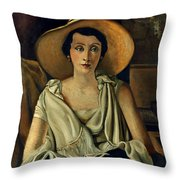 Derain: Guillaume, 20th C Throw Pillow