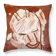 Derek - Tile Throw Pillow