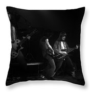 Derringer 77 #12 Throw Pillow