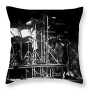Derringer 77 #64 With Added Contrast Throw Pillow