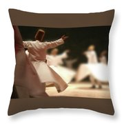 Dervish Throw Pillow