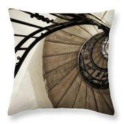 Descent - St Stephens - Budapest  Throw Pillow