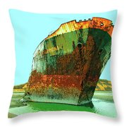 Desdemona 1 Throw Pillow by Dominic Piperata