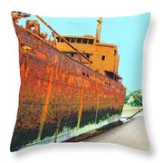 Desdemona 2 Throw Pillow