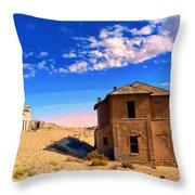 Desert Dreamscape 2 Throw Pillow