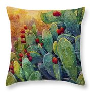 Desert Gems 2 Throw Pillow
