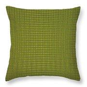 Desert Marigold Flowers Abstract Throw Pillow