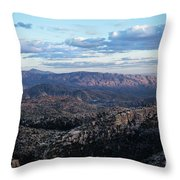 Desert Overlook #2 Throw Pillow