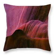 Desert Tapestry Throw Pillow