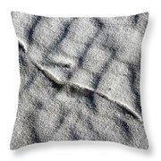 Desert Textures 3 Throw Pillow