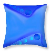 Design #17 Throw Pillow