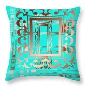 Design 4 Throw Pillow