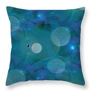 Design #9 Throw Pillow