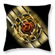 Design For One Throw Pillow
